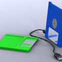 Concept Design Brings Back The Floppy Disk