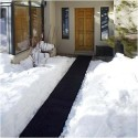 Heated Traction Mats Keep Your Walkway Snow-Free