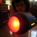 DIY Child's Mega Man Costume