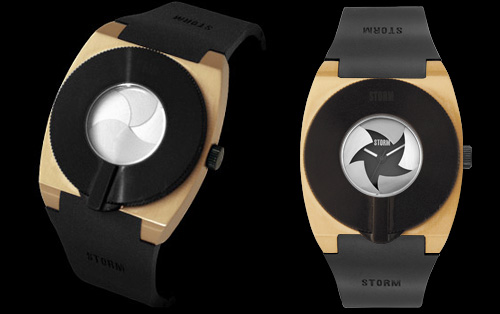 MK V Watch (Images courtesy Storm London)