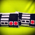 The NES Controller Pillow Case