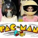 Pac-Man Goes High Fashion