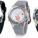Sportline Heart Rate Monitoring Watches Don't Look Like Heart Rate Monitoring Watches