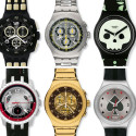 Swatch 007 Villain Collection