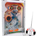 Techball – Remote Controlled Upright Pinball