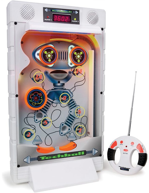 Techball (Image courtesy Hammacher Schlemmer)