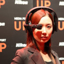 Nikon UP300x Headset Computer