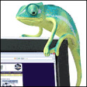 USB Chameleon Won't Actually Change Colors