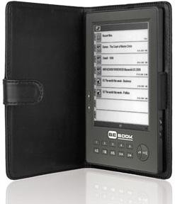 BeBook eBook Reader (Image courtesy Widget)
