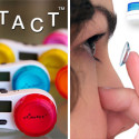 Countact Electronic Contact Lens Cases