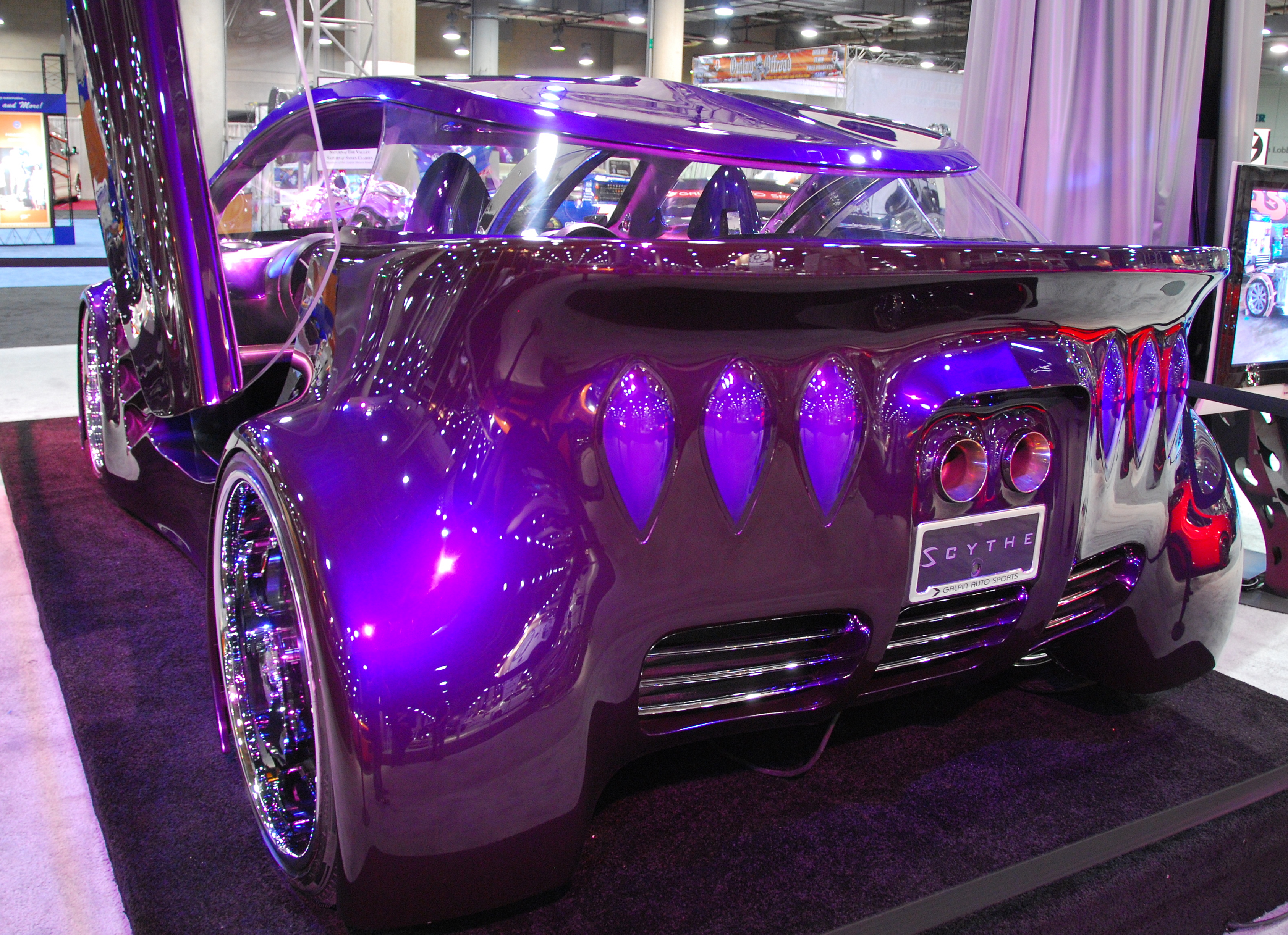 LA Auto Show Exotic Cars OhGizmo - Car show cars