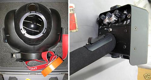 Helicopter FLIR Thermal Imaging System Infrared Imager (Images courtesy eBay)
