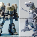 Takara Transformers MP-08 Masterpiece Grimlock – Be Still My Geeky Heart