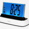 Moshi Voice Activated Alarm Clock Demands Early Morning Coherence