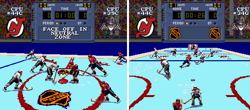 NHL Stanley Cup (SNES) (Images courtesy Screenmania.Retrogames.com)
