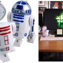 R2-D2 Speaker Set