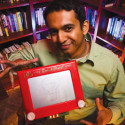 Rakesh Reddy's Remember-It-All Electronic Etch A Sketch