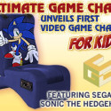 Sonic Gaming Chair Would Have Been Great, 15 Years Ago