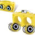 SpongeBob SquarePants Eyeball Speaker Dock Is Horrifyingly Adorable