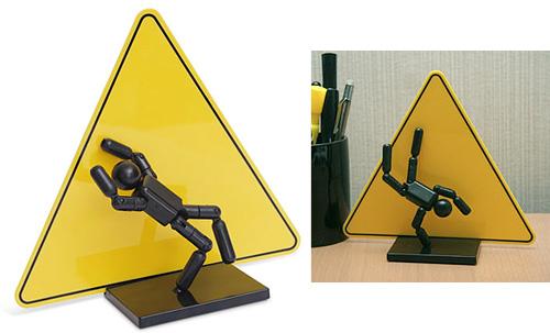 Stickman Action Figure (Images courtesy ThinkGeek)