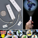 Miniature Mario Kart Wiimote Projector Lights