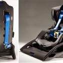 Wing Man Carbon Fiber Baby Seat