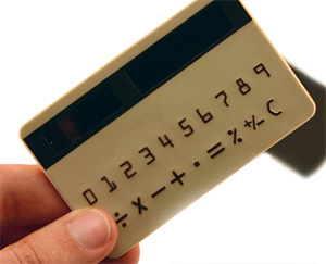 Credit Card Calculator (Image courtesy PureModern)