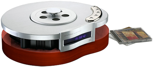 Droplet CDP3.1 CD Player (Image courtesy Opera Audio)