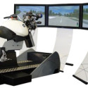 EF-Bike Motorcycle Simulator