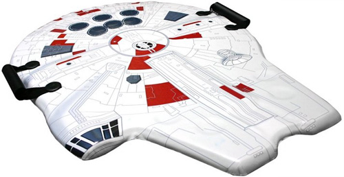 Star Wars Millennium Falcon Sled (Image courtesy Amazon)