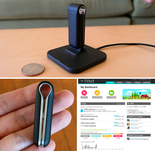 Fitbit (Images courtesy Fitbit Inc.)
