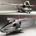 ICON A5 – An Affordable Seaplane For The Masses… Well, Almost