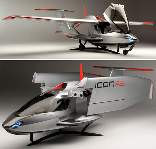 ICON A5 (Images courtesy ICON Aircraft)
