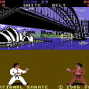 The Games We Played – International Karate (C64)