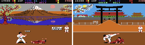 International Karate (C64) (Images courtesy C64.COM)