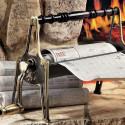 OGCC Day 9 – Newspaper Log Roller