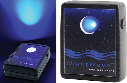 NightWave Sleep Assistant (Images courtesy first STREET)