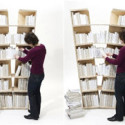 Concept Shelf Splits With Your Book Collection