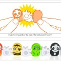 Poken Helps You Network With Cutesy High-Fives
