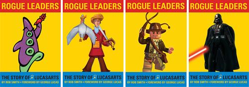 Rogue Leaders: The Story Of LucasArts (Images courtesy StarWars.com)
