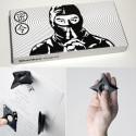 Shuriken Magnets, For Hanging Stuff Up Ninja-Style