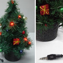 OGCC Day 25 – USB Light-Up Typing X'Mas Tree