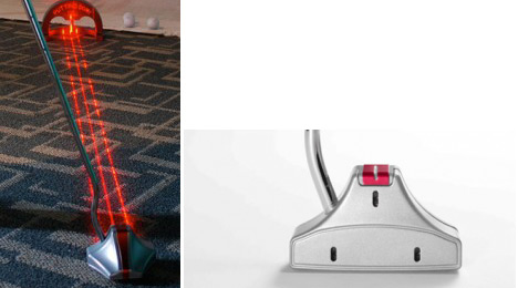 argon-laser-putter