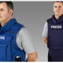 Bulletproof Press Vest Is A Must For CES 2010
