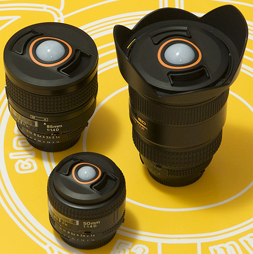 baLens White Balance Lens Cap (Image courtesy BRNO)