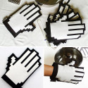'Clicking' – Cursor Shaped Oven Mitts