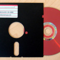 Floppy Disc CD Sleeves