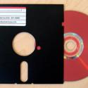 Floppy Disc CD Sleeves