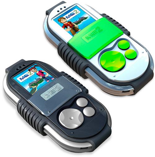 ME2 Handheld Electronic Game (Images courtesy eToys)
