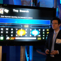 [CES 2009] Panasonic Easy Touch Remote Controller Concept